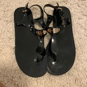 Michael Kors Jelly Sandals - size 9.5
